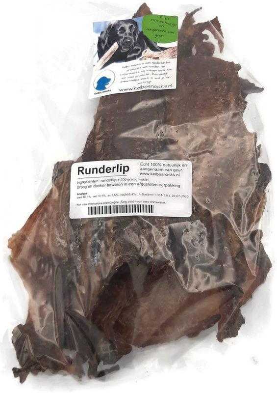 Runderlip (Kelbo snacks)