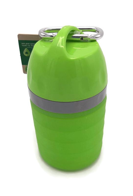 Draagbare Drinkfels Groen (Rosewood) 7,5X7,5X21,5cm