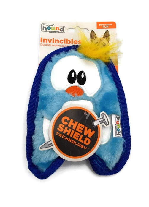Invicibles Pinguin (outward hound)