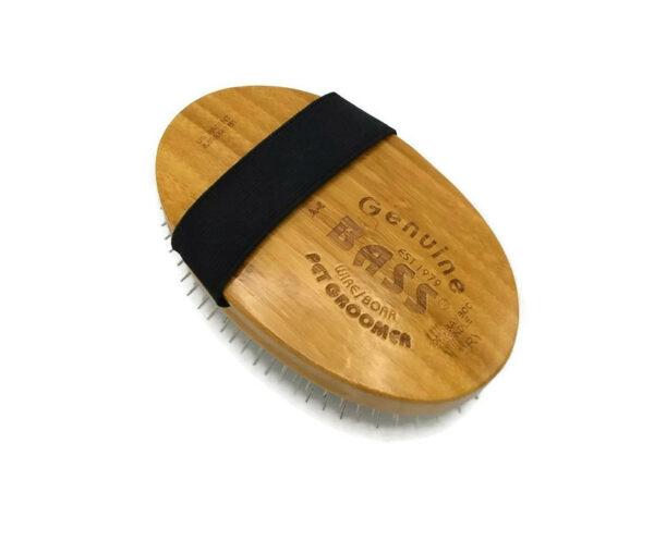 Bass Borstel, Handpalm Brush (The Hybrid Groomer)