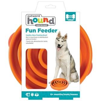 Fun Feeder: Slo Bowl (outward hound)