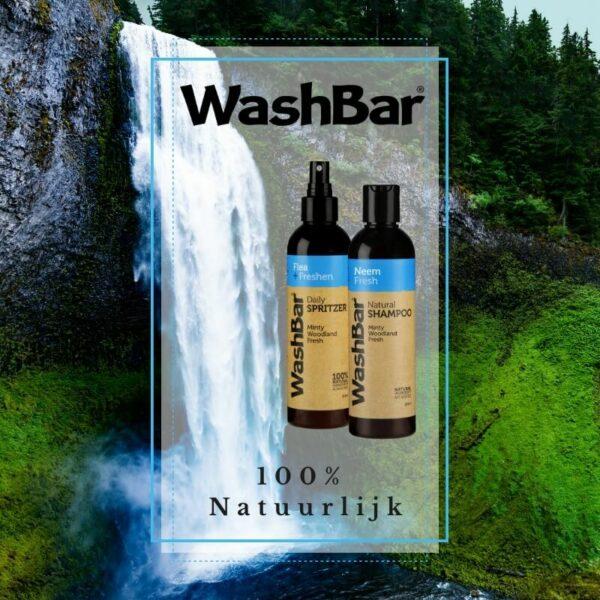 Neem Fresh Shampoo - WashBar