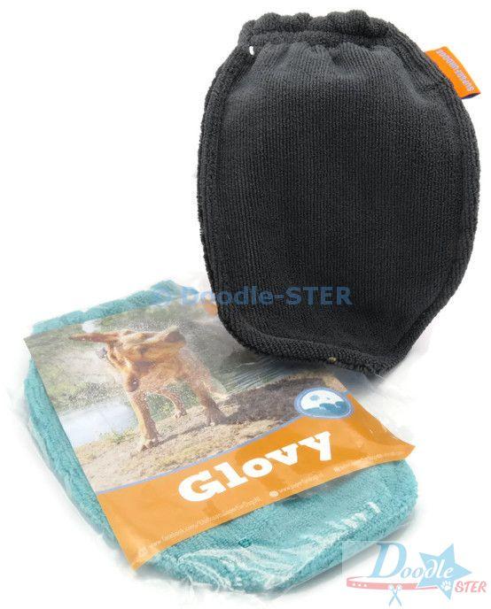 Glovys (Super Fur Dogs) Aqua Groen