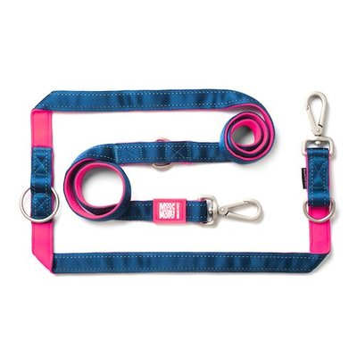 Max & Molly Hondenriem Multi, Matrix Pink